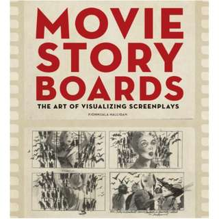 🚚 Movie Storyboards: The Art of Visualizing Screenplays [Hardcover]