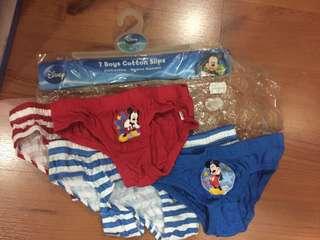 Mothercare Disney Underwear