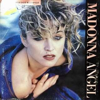 Madonna Angel Vinyl Record