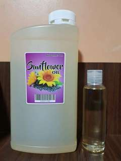 Sunflower 100ml / 500ml/ 1 liter