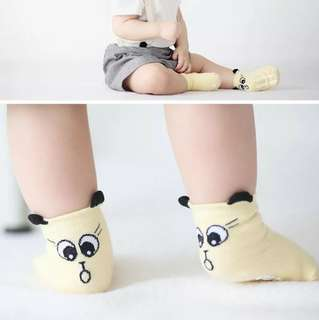 Baby Girl/Boy Anti Slip Cotton Socks