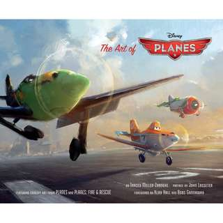 🚚 The Art of Planes [Hardcover]