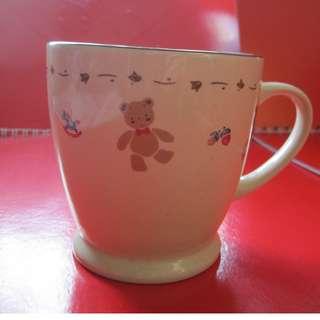 Mr Bear's Dream 熊仔 陶瓷杯 (1993年)