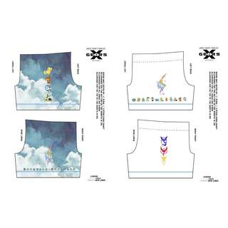 Last call for preorder of pokemon ultimate frisbee shorts