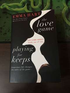 The love game by emma hart. The game series