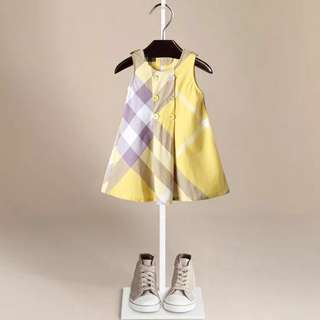 Baby Girls Birthday Dinner Dress