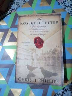 The Rosetti Letter by Christi Philips