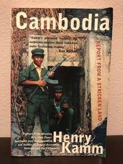 Cambodia by Henry Kamm
