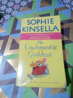 The Undomesticated Goddess by Sophie Kinsella
