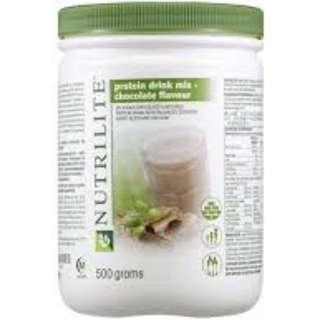 Nutrilite chocolate protein powder 500g (Retail price: $65)