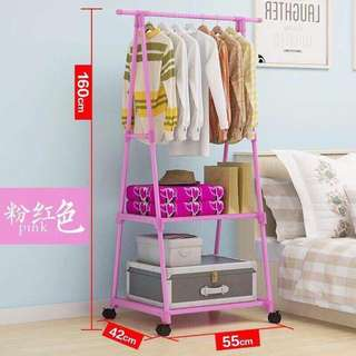 CLOTHES RACK ORGANIZER