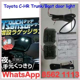 Toyota C-HT Trunk/Boot door light ( New)