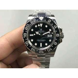Rolex GMT Master II Green Hand ETA2836