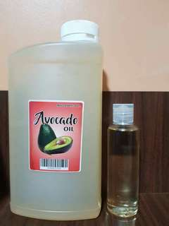 Avocado oil 100ml / 500ml