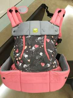 Baby Carrier Lille Baby all season Complete 6 position Baby Carrier  in Amore print 💗