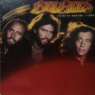 Bee Gees Vinyl Player