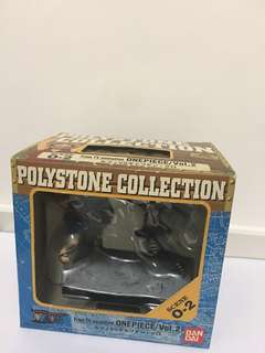 One piece 海賊王 polystone collection scene 0-2