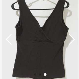 Zara Sleeveless Top💋