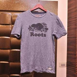 Roots T恤 Size:XXS