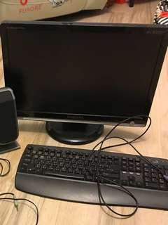 17吋電腦液晶螢幕