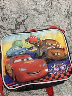 Disney cars bag