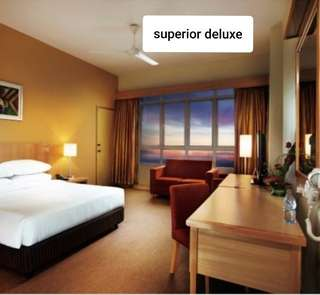 Genting First World Hotel- Superior Deluxe room