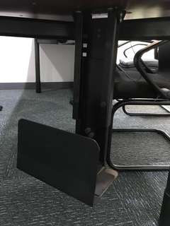 Under Desk CPU Holder