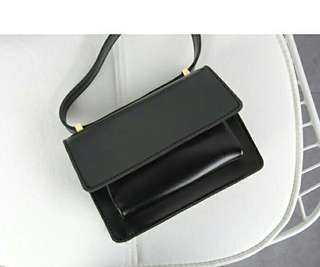 Zara Twotone Crossbody Original