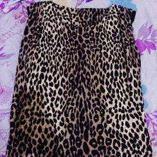Top Leopard / Atasan / Blouse / Tank top