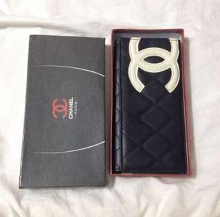 Chanel long purse wallet inspired