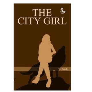 Ebook The City Girl (Supernatural Seri 1) - Yu Sandri