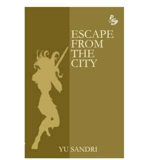 Ebook Escape From The City (Supernatural Seri 2) - Yu Sandri