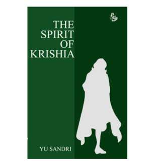 Ebook The Spirit Of Krishia (Supernatural Seri 3) - Yu Sandri