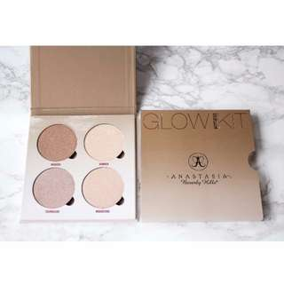 Anastasia Beverly Hills GLOW KIT SUN DIPPED BRAND NEW + AUTHENTIC (NO OFFERS)