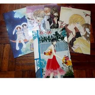 Anime B5 file folder