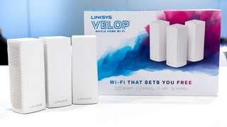 Linksys Velop Mesh wifi