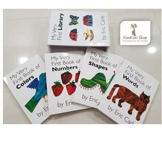 Eric Carle's Box set - My Very First Library