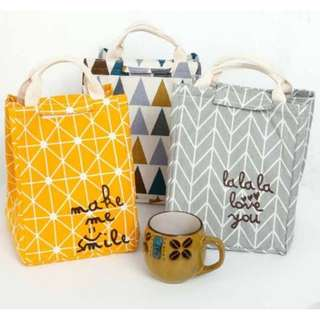 [Pre-order] Lunch tote bag