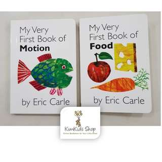 Eric carle my very first book