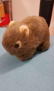 Wombat Soft Toy