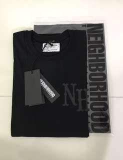 <price reduced> Neighborhood triple black Long sleeve