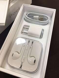 IPhone6 原廠配件(全新)