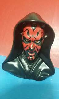 Darts Maul (Starwars) Coin Bank
