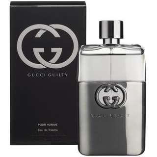 Gucci Guilty Men 90ml