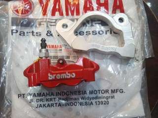 LC 4speed Brembo Caliper (1set)   1.4kg