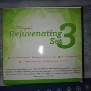 Skin Magical Rejuvenating Set #3
