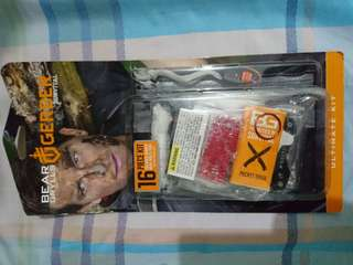 Gerber Bear Grylls Ultimate Survival Kit SEALED