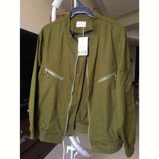 Kashieca Army Green Jacket