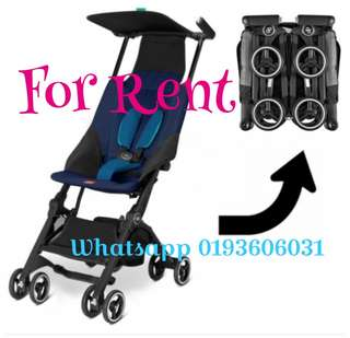 Pockit+ FOR RENT