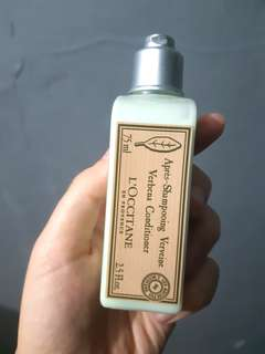 NEW Loccitane verbena  conditioner